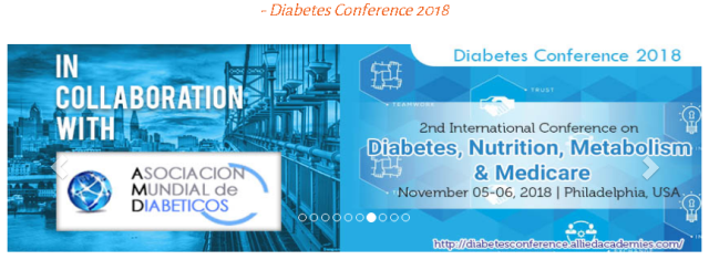 Diabetes Conference 2018